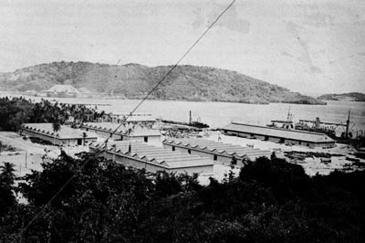 Naval Supply Depot, Trinidad.