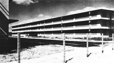 Barracks for Civilian Housing, Marine Corps Air Station, Ewa.