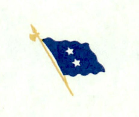 Two star Flag
