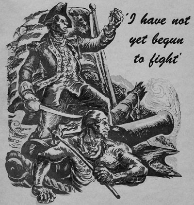 "Cover image of ""I have not yet begun to fight."""