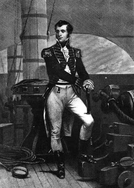 Image of a painting: Stephen Decatur