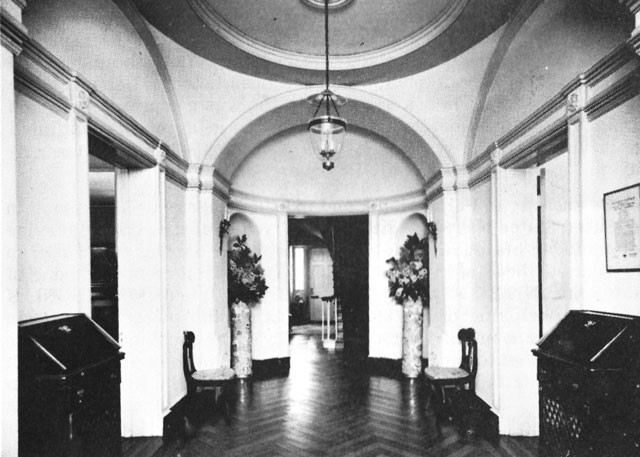 Image of Main Entrance Hallway