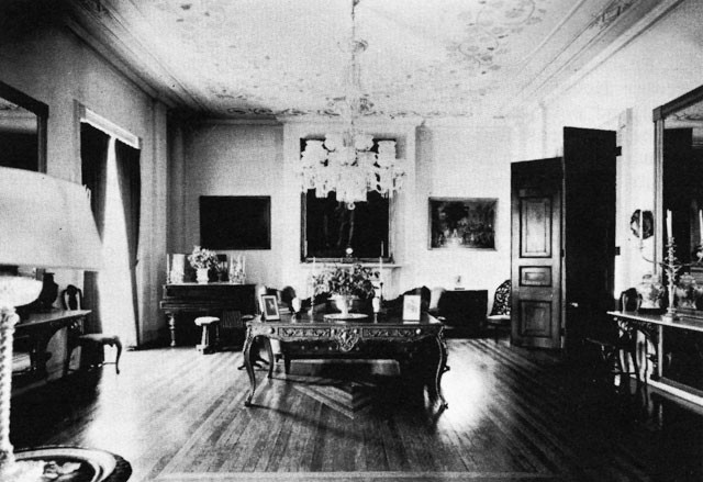 Image of the Upstairs Drawing Room