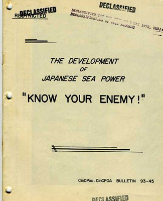 Image of cover - The Development of Japanese Sea Power
