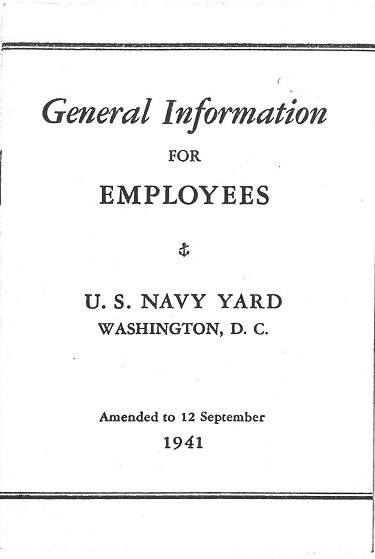"Cover image to ""General Information for Employees"""
