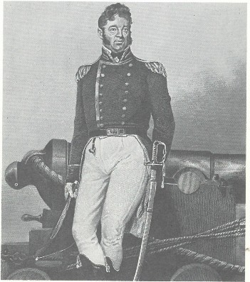 Commodore William Bainbridge, USN