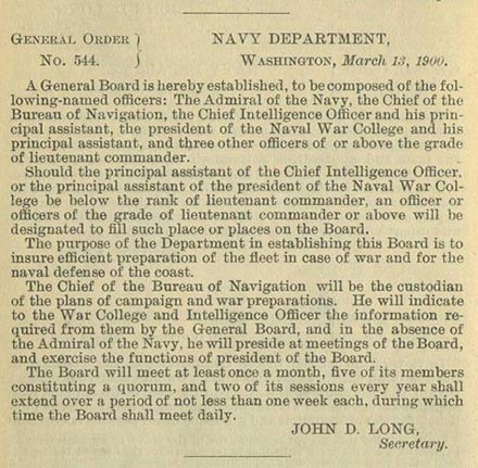 Image of General Order No. 544 13 March 1900
