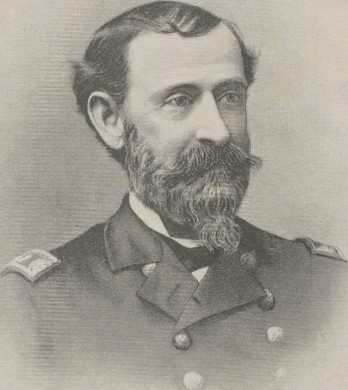 Commander W.S. SCHLEY, USN, Commander Greely Relief Expedition, 1884