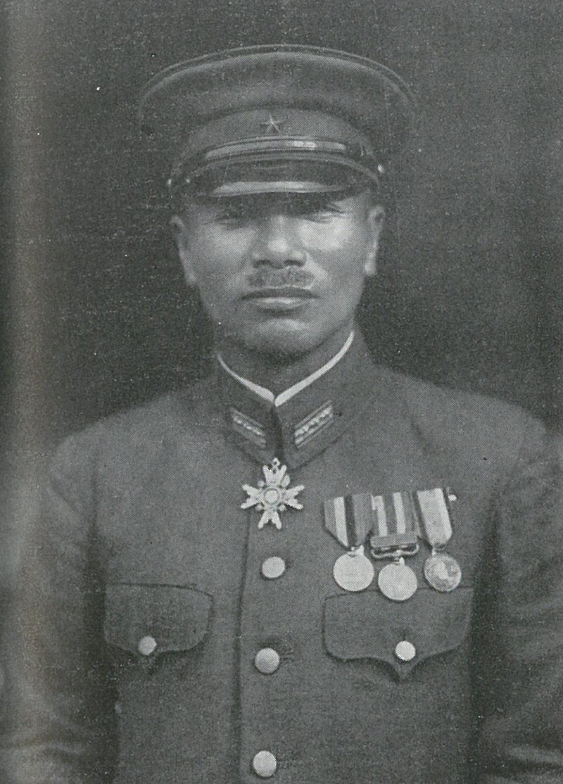 LOSER AT TENARU, Col Kiyono Ichiki, commander originally designated to take Midway, instead made the first counter-landing against Marines at Guadalcanal. Pitting one battalion against five, Ichiki's mission was suicidal in concept, execution, and outcome.