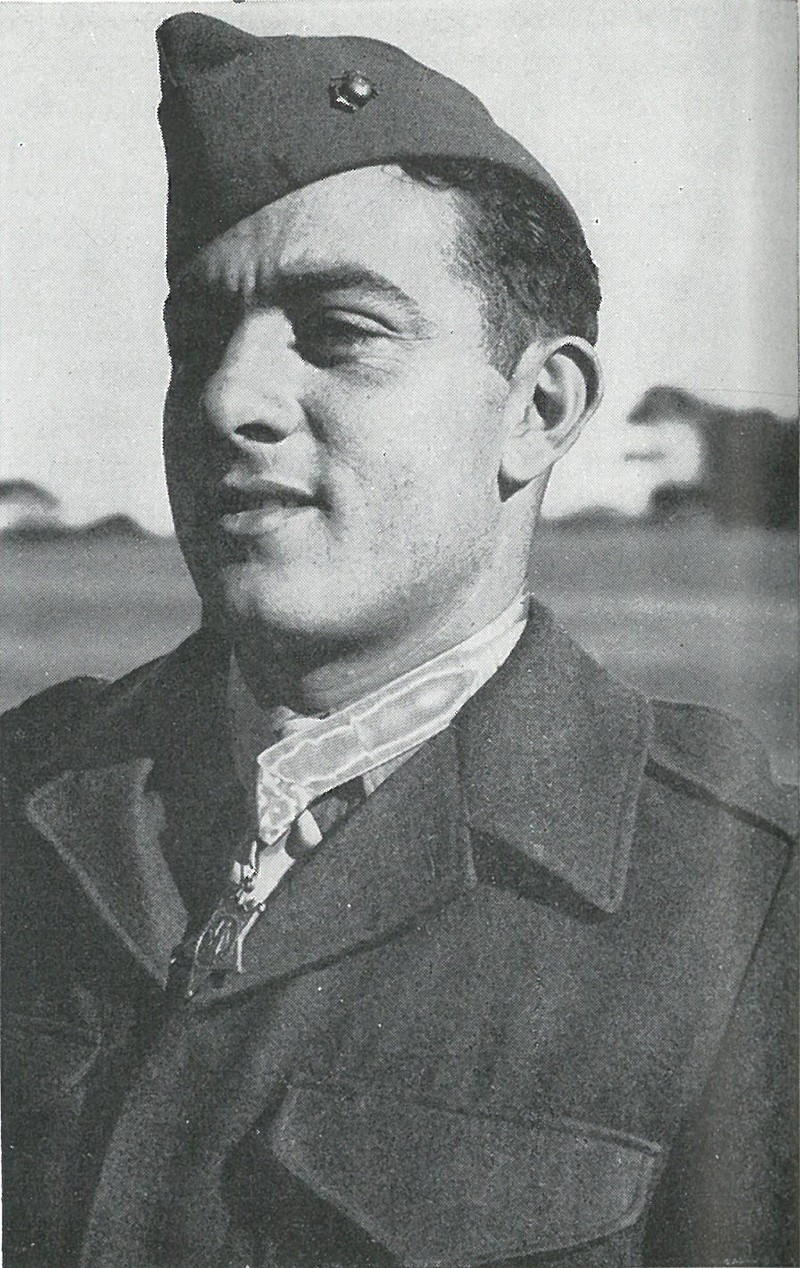 SGT JOHN BASILONE, subsequently killed in action on Iwo Jima, won the Medal of Honor or heroic performance as a machine gunner in the defense of Henderson Field during the October battles.