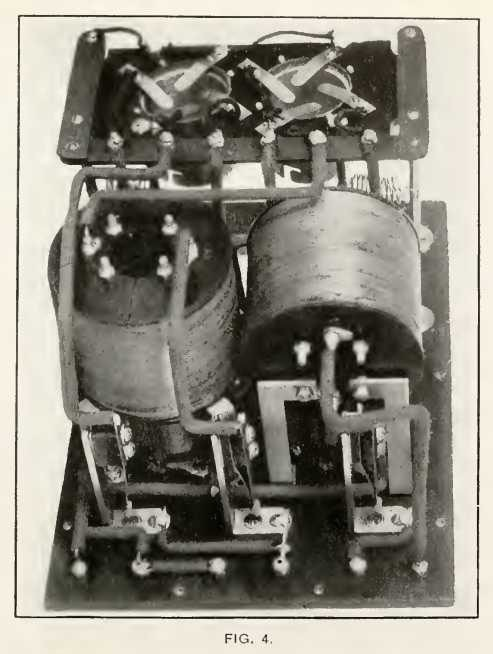 FIG. 3.--TWO STAGE AMPLIFIER.