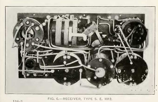 FIG. 6.--RECEIVER, TYPE S. E. 1012.