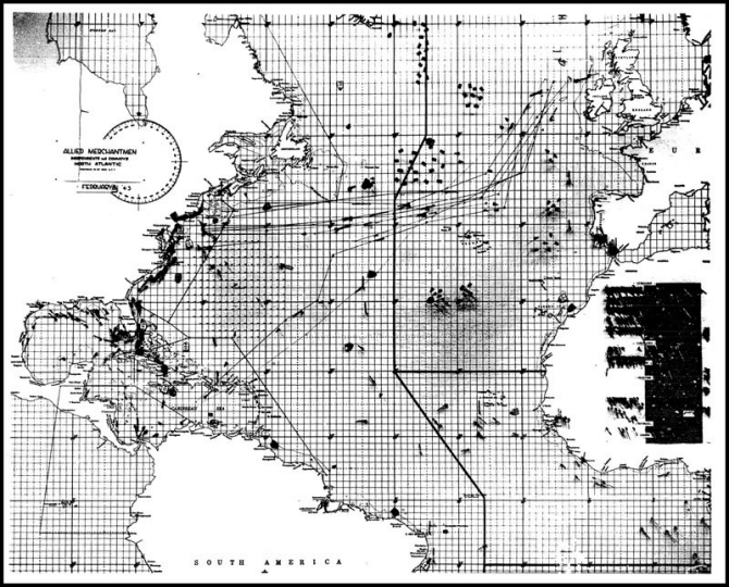 History of Convoy and Routing [1945]