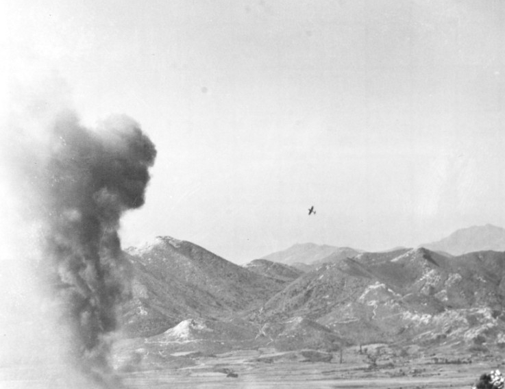 Korean War Close Air Support