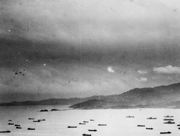 Wonsan Landings, October 1950
