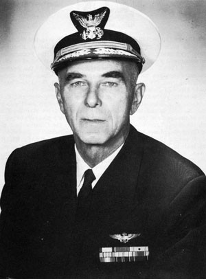 Portrait of Admiral Smith