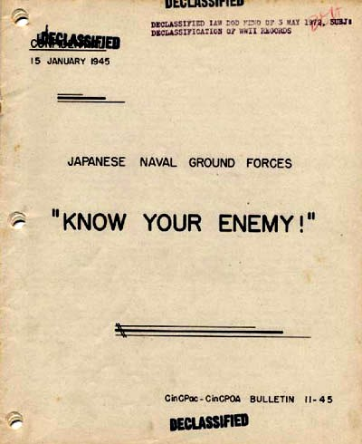 Cover image - Japanese Naval Ground Forces