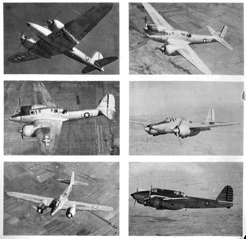 Six images of NICK I Army Heavy Fighter.