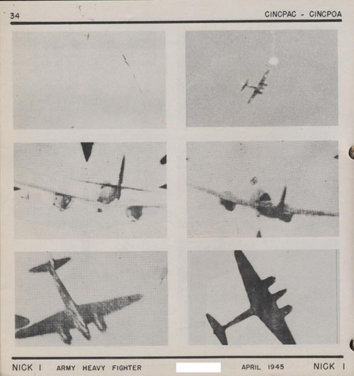 Six images of NICK 1 Army Heavy Fighter.