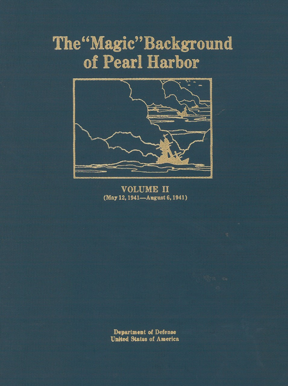 Magic Background of Pearl Harbor cover image