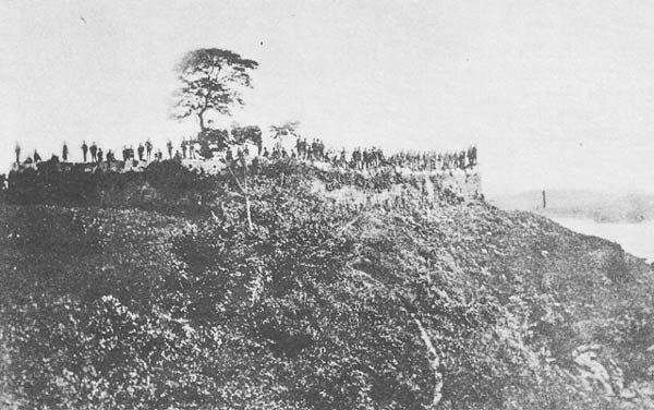 Attack on Fort Monocacy, Kangwha Island, 1871.