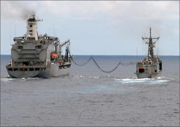 Navy John Lewis (TAO-205) Class Oiler Shipbuilding Program