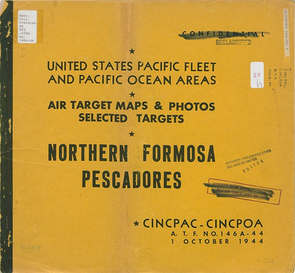 Northern Formosa Pescadores cover image.