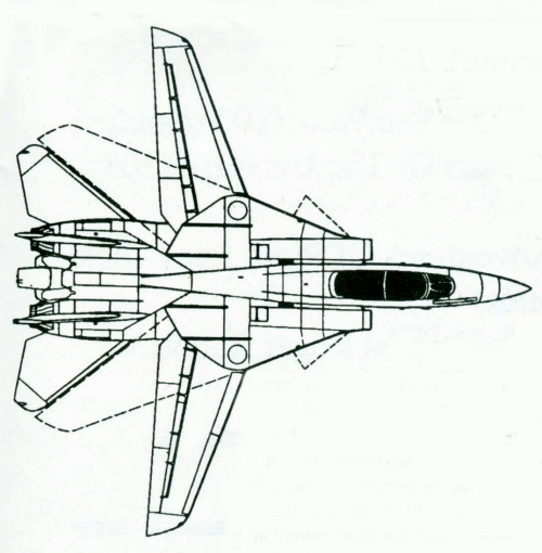 Picture of F-14a Tomcat.
