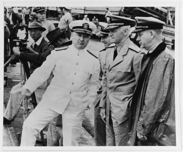 Admiral Chester W. Nimitz, USN