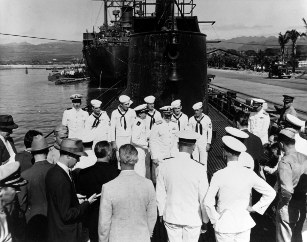 Pearl Harbor Why How Fleet Salvage And Final Appraisal