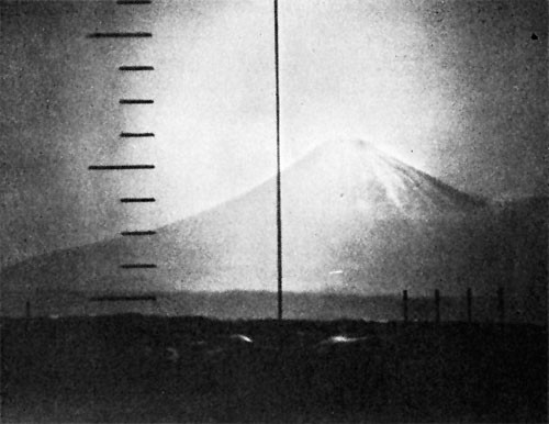 ... a scheme which was to backfire, brining the periscopes of American submarines within view of Fuji ...
