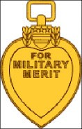 Figure A-1.The Purple Heart Medal Reverse (Back)