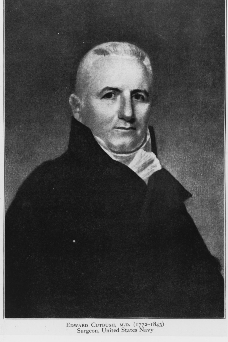 Edward Cutbush (1772-1843)