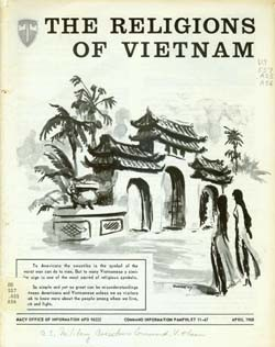 Image of the cover to the Religions of Vietnam