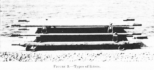 Figure 3.--Types of litters.