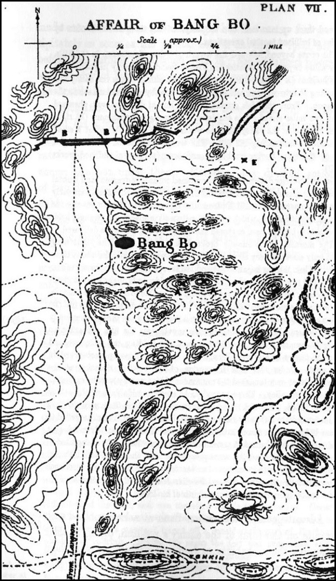 Plan VII. Affair of Bang Bo.