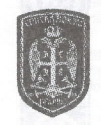 Image of Bosnian Serb Army (BSA) patch
