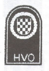 Image of Croatian Defense Council (HVO) patch
