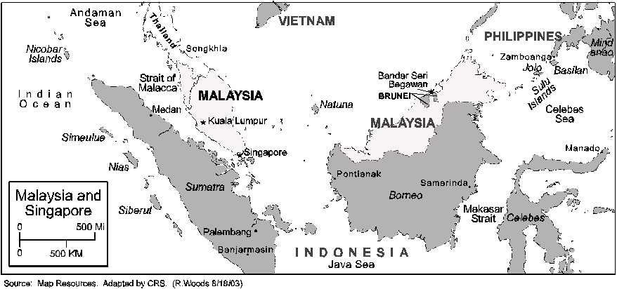 Image of figure 3, Malaysia and Singapore.