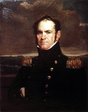 Portrait of Commodore John Rodgers