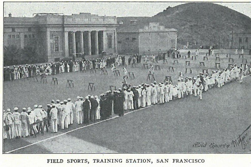 Field Sports, Training Station, San Francisco pg23