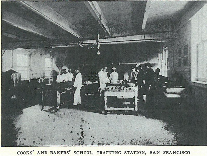 Cooks' and Bakers' school, Training school Station, San Francisco pg29