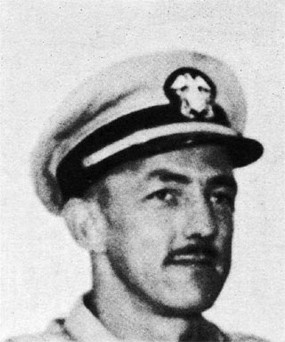 Lieutenant Commander F.E. Brown