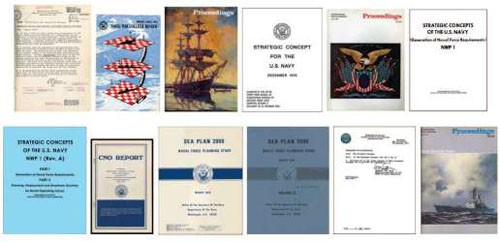 Image - various publication covers in a collage