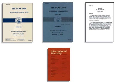 Image - Four monograph covers