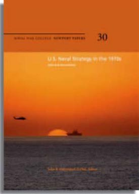 Image - Cover 'US Naval Strategy in the 1970s