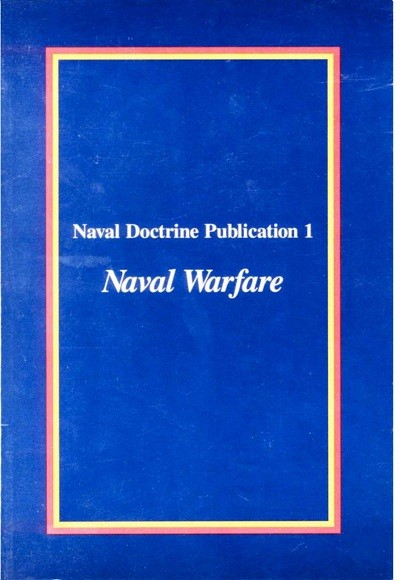 Image - cover - Naval Warfare