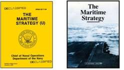 Image - two Maritime Strategy covers
