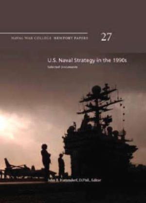 Image - Cover: US Navy Strategy in the 1990s