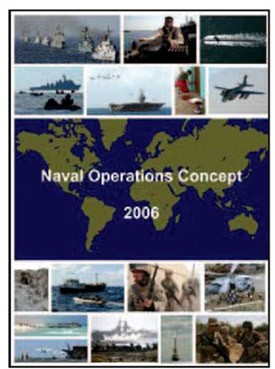 Image - Cover: Naval Operations Concept 2006